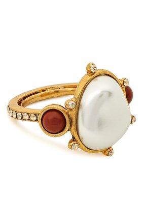 Женское кольцо OSCAR DE LA RENTA красного цвета, арт. P20J401RJS | Фото 1