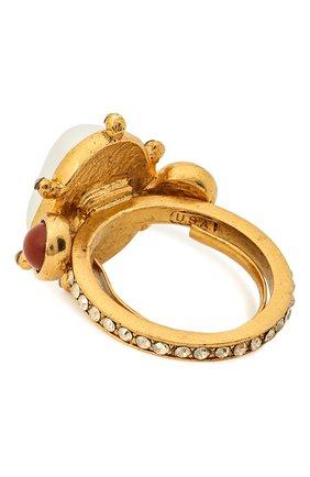 Женское кольцо OSCAR DE LA RENTA красного цвета, арт. P20J401RJS | Фото 2