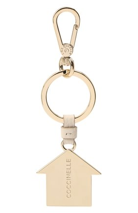Женский брелок для ключей COCCINELLE фиолетового цвета, арт. E2 GZ4 41 R6 05 | Фото 2