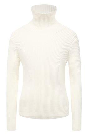 Женский свитер Y`S белого цвета, арт. YR-K07-182   Фото 1