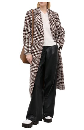 Женский кашемировый свитер FTC белого цвета, арт. 810-0120 | Фото 2