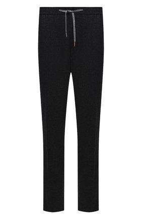 Мужской кашемировые брюки MARCO PESCAROLO темно-серого цвета, арт. CARACCI0L0/4298 | Фото 1