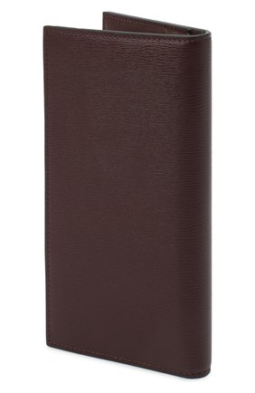 Мужской кожаное портмоне TOM FORD бордового цвета, арт. Y0251T-LCL053 | Фото 2