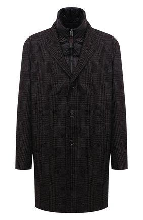 Мужской пальто WINDSOR коричневого цвета, арт. 13 CELLAN0-U 10010165/60-66 | Фото 1