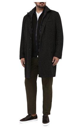 Мужской пальто WINDSOR коричневого цвета, арт. 13 CELLAN0-U 10010165/60-66 | Фото 2