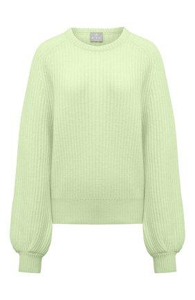Женский кашемировый свитер FTC зеленого цвета, арт. 810-0070   Фото 1
