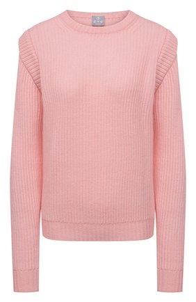 Женский кашемировый свитер FTC розового цвета, арт. 810-0100 | Фото 1