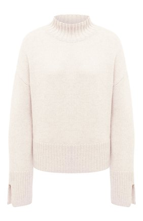 Женский кашемировый свитер FTC белого цвета, арт. 810-0250 | Фото 1