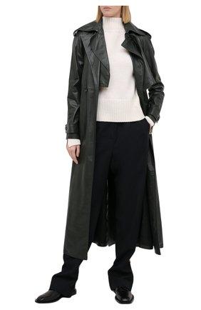 Женский кашемировый свитер FTC белого цвета, арт. 810-0250 | Фото 2