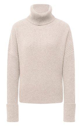Женский кашемировый свитер FTC бежевого цвета, арт. 810-0470   Фото 1