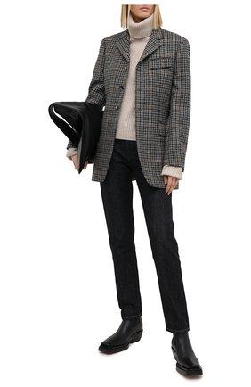 Женский кашемировый свитер FTC бежевого цвета, арт. 810-0470   Фото 2