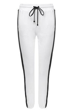 Женские брюки KORAL белого цвета, арт. A2500F76 | Фото 1