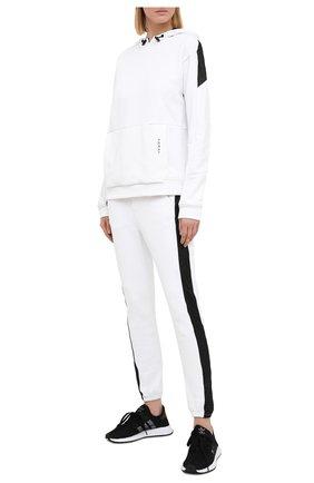 Женские брюки KORAL белого цвета, арт. A2500F76 | Фото 2