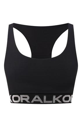 Женская топ KORAL черного цвета, арт. A289E32 | Фото 1