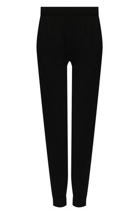Женские джоггеры MONROW черного цвета, арт. HB0307 | Фото 1