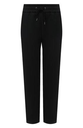 Женские хлопковые брюки JAMES PERSE черного цвета, арт. WRDK1860 | Фото 1