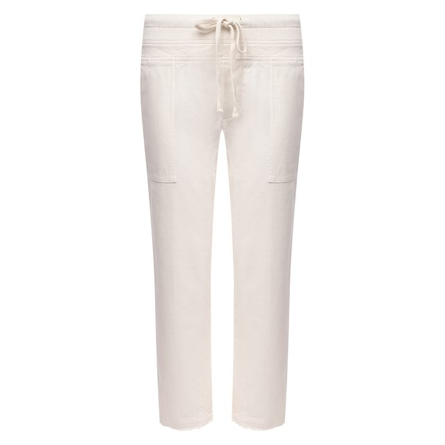Хлопковые брюки James Perse