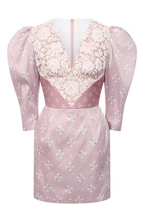 Женское платье ULYANA SERGEENKO розового цвета, арт. ABC007FW20P (1708т20) | Фото 1