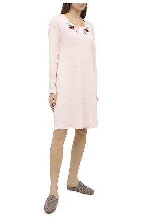 Женская сорочка EVA B.BITZER белого цвета, арт. 20382877 | Фото 2