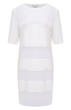 Женское туника SHAN белого цвета, арт. 4207-372 | Фото 1