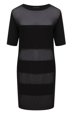 Женское туника SHAN черного цвета, арт. 4207-372 | Фото 1