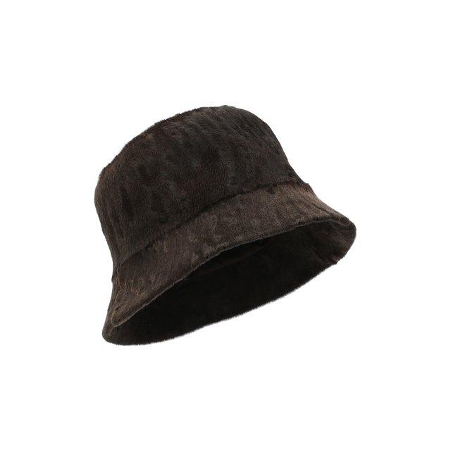 Шляпа из меха каракульчи Kussenkovv