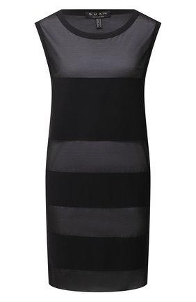 Женское туника SHAN черного цвета, арт. 4207-377 | Фото 1
