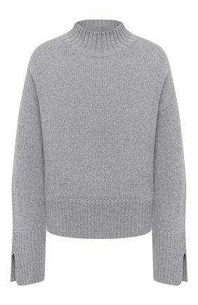 Женский кашемировый свитер FTC серого цвета, арт. 810-0250 | Фото 1