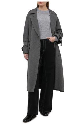 Женский пуловер FTC серого цвета, арт. 816-0250 | Фото 2