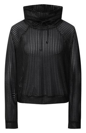 Женская пуловер KORAL черного цвета, арт. A4089C55 | Фото 1