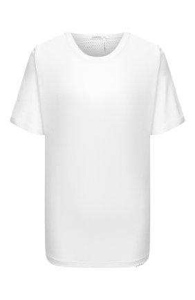 Женская футболка KORAL белого цвета, арт. A6379J75 | Фото 1