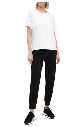 Женская футболка KORAL белого цвета, арт. A6379J75 | Фото 2