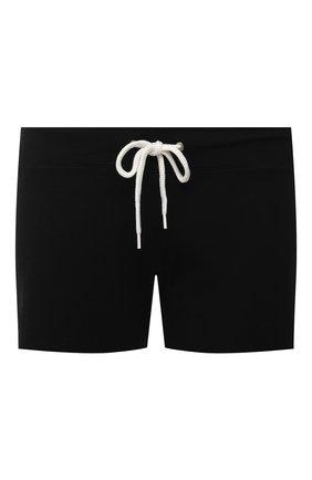Женские шорты MONROW черного цвета, арт. HB500AFT | Фото 1