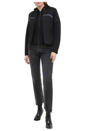 Женская куртка с жилетом general motorclothes HARLEY-DAVIDSON черного цвета, арт. 98519-12VW | Фото 2