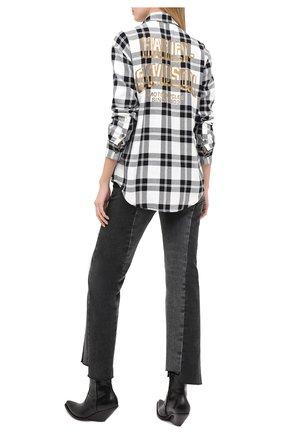 Женская рубашка general motorclothes HARLEY-DAVIDSON черно-белого цвета, арт. 99104-20VW | Фото 2