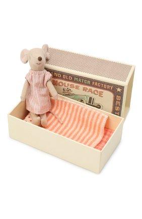 Детского игрушка мышка старшая сестра MAILEG разноцветного цвета, арт. 16-9732-01 | Фото 1