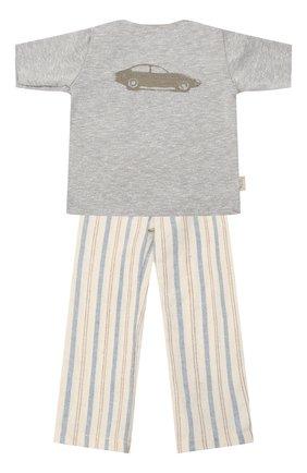 Детского игрушечная пижама для брата джинджер MAILEG разноцветного цвета, арт. 17-6211-00 | Фото 1