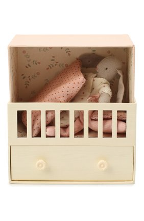 Детского игрушка детская комната с зайцем микро MAILEG разноцветного цвета, арт. 16-0021-00 | Фото 1