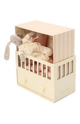 Детского игрушка детская комната с зайцем микро MAILEG разноцветного цвета, арт. 16-0021-00 | Фото 2