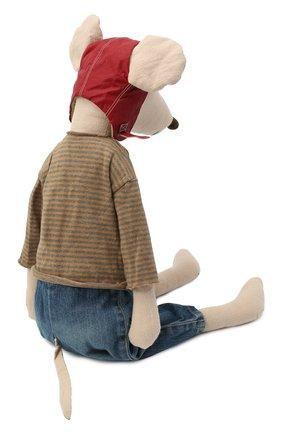 Детского игрушка мышонок гонщик мега MAILEG разноцветного цвета, арт. 16-7741-00 | Фото 2