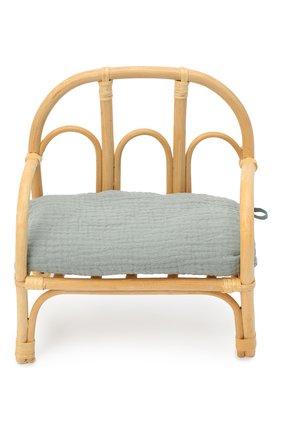 Игрушечная скамейка из ротанга | Фото №1