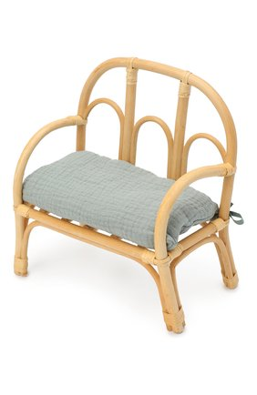 Игрушечная скамейка из ротанга | Фото №2