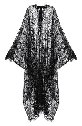 Женское шелковая туника TOM FORD черного цвета, арт. KF0002-FAX773 | Фото 1