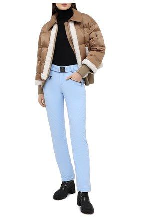 Женские брюки BOGNER голубого цвета, арт. 11574815 | Фото 2