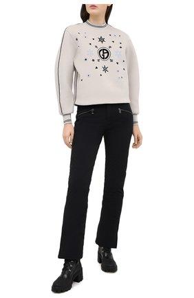 Женские брюки BOGNER черного цвета, арт. 11574815 | Фото 2
