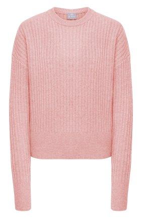 Женский кашемировый свитер FTC розового цвета, арт. 810-0480 | Фото 1