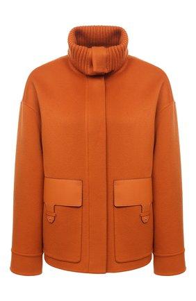 Кашемировая куртка | Фото №1