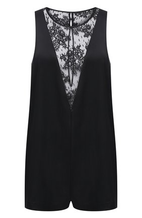 Женская пижама CHANTAL THOMASS черного цвета, арт. TC36 | Фото 1