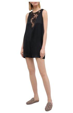 Женская пижама CHANTAL THOMASS черного цвета, арт. TC36 | Фото 2