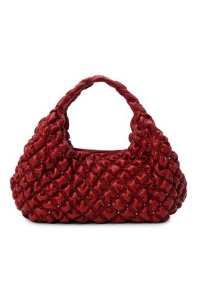 Женская сумка valentino garavani spikeme medium VALENTINO красного цвета, арт. UW0B0H81/EFZ | Фото 1